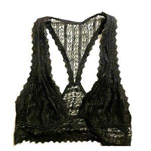 d94b45737a7938 Urban Outfitters Black Lace Bralette. Urban Outfitters Black Lace Bralette.   10  24. OUT FROM UNDER CREAM BRALETTE